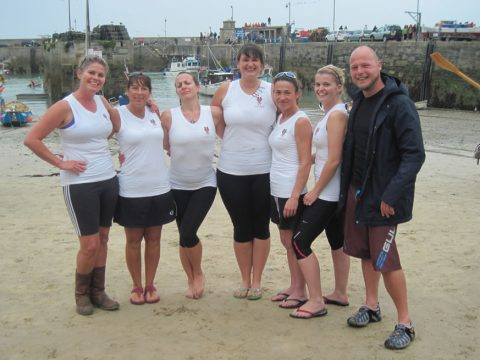 FMPGC Ladies at Newquay