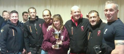 MA Top Veterans Crew at 2 Castles Race