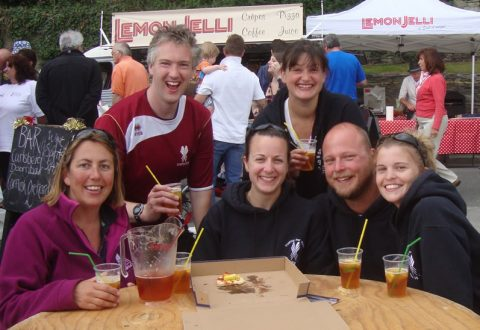 Multiple wins at 2011 Mixed and Veterans Championships