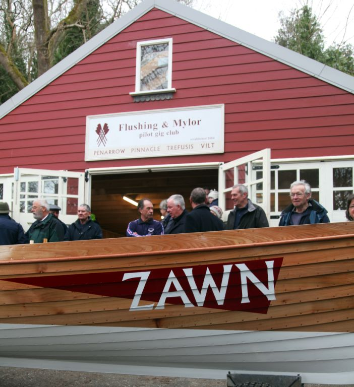 Zawn - naming ceremony