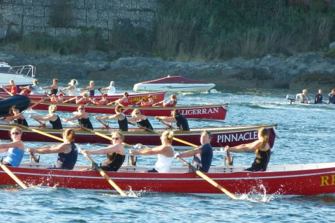FMPGC beat Olympic rowers!