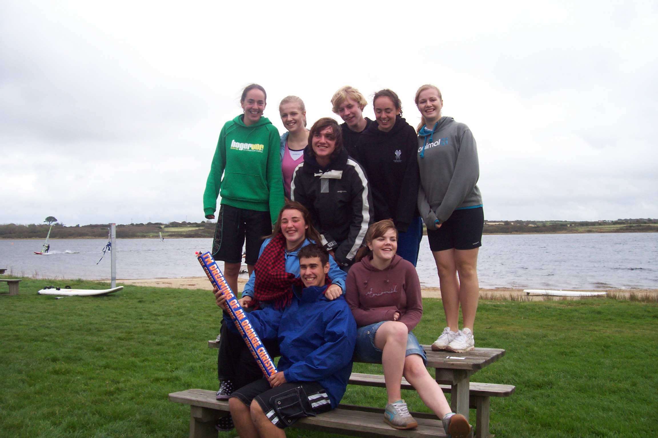 WRRC Junior Camp, Stithians Lake