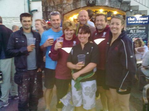 Falmouth week mixed vets