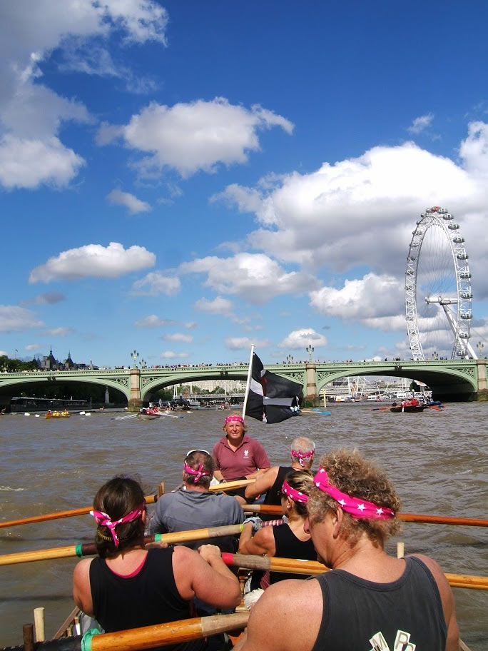 rowing_the_thames